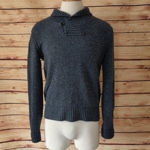 Banana Republic Shawl Collar Sweater XS